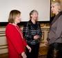 Cheryl Fishbein, Suzie Jaffe and JKEF President Wanda Urbanska (Photo: Chris Osipowicz)