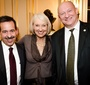 Ambassador of the United States to Poland, Stephen Mull, Jan Karski Educational Foundation President, Wanda Urbanska and Zygmunt Staszewski  (Photo: Chris Osipowicz)