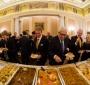 Guests enjoying Polish cuisine (Photo: Chris Osipowicz)