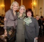 JKEF President Wanda Urbanska, Carole Bilina and Myra Susman (Photo: Chris Osipowicz)