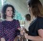 Georgetown Leadership Seminar alumni, Dr. Agnieszka Bieńczyk-Missala and Monika Korowajczyk-Sujkowska, whose participation in the Seminar was made possible thanks to a JKEF scholarship (Photo: Ewa Radziewicz)