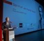 The event's MC, actor Jakub Gierszał, opens the ceremony (Photo: Ewa Radziewicz)
