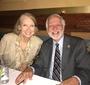 Wanda Urbanska, former President of the Jan Karski Educational Foundation, and Ambassador Timothy Chorba, President of the Council of American Ambassadors (Photo: Courtesy of Wanda Urbanska)