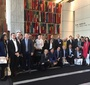 GLS participants meet at the World Bank (Photo: Courtesy of Georgetown University)