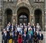 2017 Georgetown Leadership Seminar participants  (Photo: Courtesy of Georgetown University)