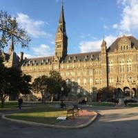 Georgetown University (Photo: Courtesy of Agnieszka Bieńczyk-Missala and Błażej Moder)