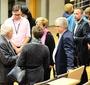 """Panel 6: Przełamywanie tabu - kultura polska wobec Zagłady, konferencja """"Jan Karski - pamięć i odpowiedzialność""""  (15)"""