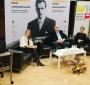 """Panel 6: Przełamywanie tabu - kultura polska wobec Zagłady, konferencja """"Jan Karski - pamięć i odpowiedzialność""""  (12)"""