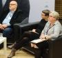 """Panel 6: Przełamywanie tabu - kultura polska wobec Zagłady, konferencja """"Jan Karski - pamięć i odpowiedzialność""""  (13)"""