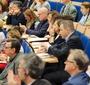 """Panel 6: Przełamywanie tabu - kultura polska wobec Zagłady, konferencja """"Jan Karski - pamięć i odpowiedzialność""""  (4)"""