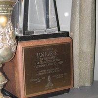 Jewish Federation Award, 1983 (Photo: Jane Robbins)