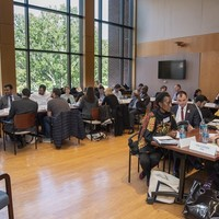 A GLS session (Photo: Courtesy of Georgetown University)
