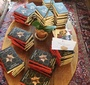 Agata Tuszynska's books (Photo: Ewa Junczyk-Ziomecka)