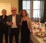 Eva Harley, Victor Markowicz, and Ewa Junczyk-Ziomecka (Photo: JKEF)