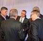 """Remember THis"" guests; in the middle: JKEF Board member Michał Mrożek (Photo: Seweryn Pogorzelski)"