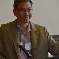 Winson Chu of the University of Wisconsin-Milwaukee (Photo: Genvieve Zubrzycki)