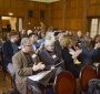 Audience at the 4th PJSW (Photo: Peter Smith)