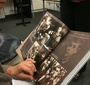 IWA audience reviewing Karski Phototbiography (Photo: Małgorzata Palka)