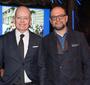 JKEF Board members: Maciej Dyjas and Przemysław Krych (Photo: Melanie Einzig)