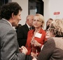 Nicholas Kristof and guests of the Spirit of Jan Karski Award ceremony (Photo: Julian Voloj)