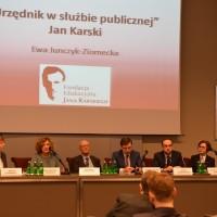"""Zdjęcia z konferencji """"Urzędnik w służbie publicznej""""  (4)"""