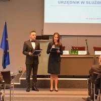 """Zdjęcia z konferencji """"Urzędnik w służbie publicznej""""  (3)"""