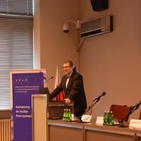 """Zdjęcia z konferencji """"Urzędnik w służbie publicznej""""  (1)"""