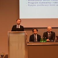 """Zdjęcia z konferencji """"Urzędnik w służbie publicznej""""  (6)"""