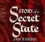 Cover of the original US edition of Karski's book - 1944 edition (Jane Robbins)