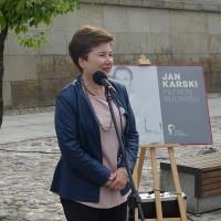 Hanna Gronkiewicz-Waltz, President of the City of Warsaw  (Photo: Antoni Szczepański)