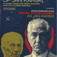 Program of the play about Jan Karski
