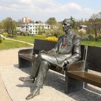 Łódź – Park Ocalałych (zdj. Łukasz Przechodzeń)