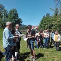 Dzień Jana Karskiego, zorganizowany przez Gimnazjum Miejskie im. Jana Pawła II w Jedlinie-Zdroju (2)