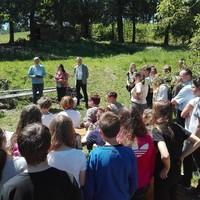 Dzień Jana Karskiego, zorganizowany przez Gimnazjum Miejskie im. Jana Pawła II w Jedlinie-Zdroju (5)