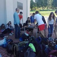 Dzień Jana Karskiego, zorganizowany przez Gimnazjum Miejskie im. Jana Pawła II w Jedlinie-Zdroju (4)