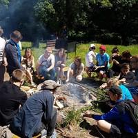 Dzień Jana Karskiego, zorganizowany przez Gimnazjum Miejskie im. Jana Pawła II w Jedlinie-Zdroju (6)