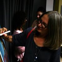 Agata Tuszyńska, pisarka (fot. Antoni Szczepański)