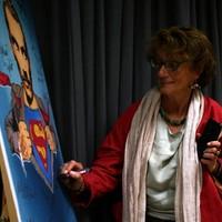 Elżbieta Moczarska, prezes Fundacji im. Kazimierza i Zofii Moczarskich (fot. Antoni Szczepański)