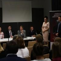 Ogłoszenie wyników rekrutacji GLS 2017 (fot. Antoni Szczepański)