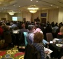 Audience of the Westchester Lower Hudson Council for the Social Studies Annual Conference (Photo: Wanda Urbanska)