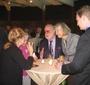 Wanda Urbanska and guests (Bozena Zaremba)