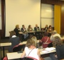 Roundtable Discussion on Educational Mission of Jan Karski's Legacy (Photo: Bożena U. Zaremba)