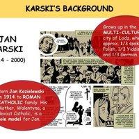 Former Karski Foundation president to speak in Raleigh, NC