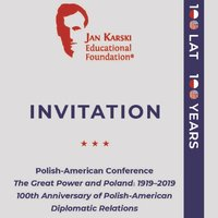 The Great Power and Poland Conference in Warsaw