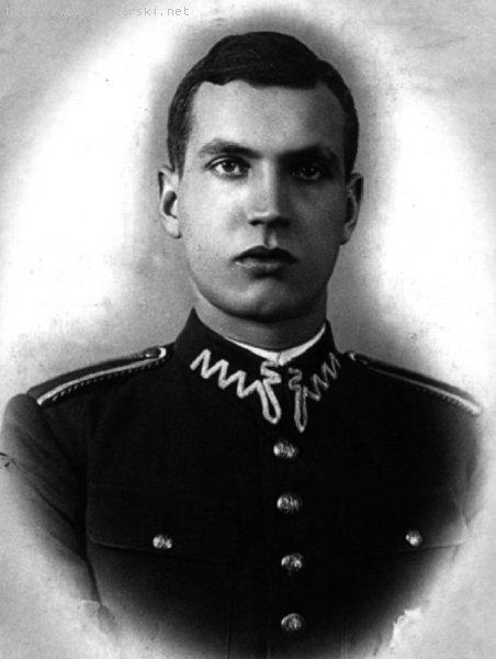 Cadet Jan Kozielewski (Karski) 1936