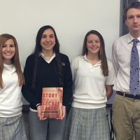 Delaware Students Submit Karski Project for National History Day