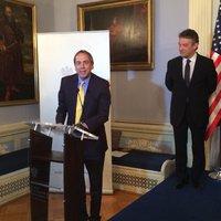 Embassy Reception Celebrates Karski and Honors Many for the Promotion of the Legendary Hero