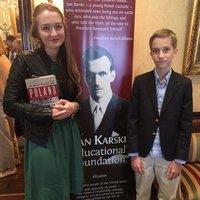 Memorable Stories Shared at Karski Foundation Breakfast