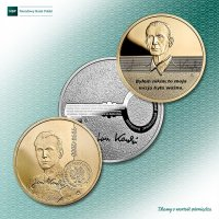 Jan Karski Coin Issued by the National Bank of Poland