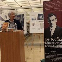Karski Exhibit Opens in Buffalo with Speech, Fanfare